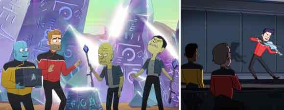New Star Trek: Lower Decks Photos