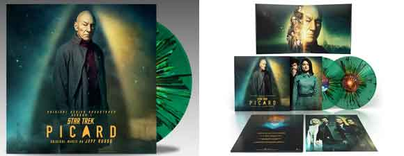 Star Trek: Picard Season One On Vinyl