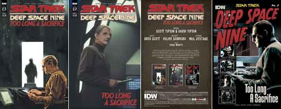 Star Trek: Deep Space Nine: Too Long A Sacrifice #2 Preview