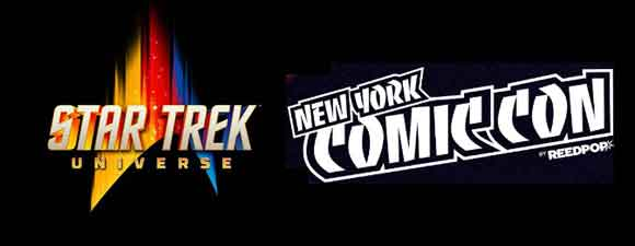 Star Trek At New York Comic-Con