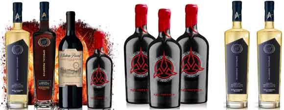Two New Star Trek Wines