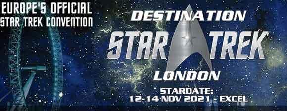 Destination Star Trek London Postponed