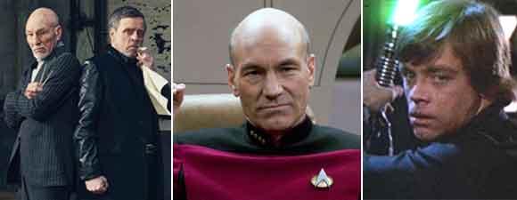 Stewart Would Like Combined Star Trek/Star Wars Universe