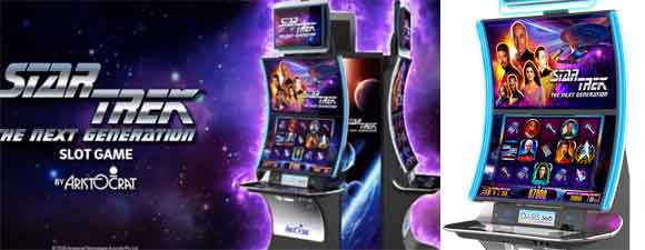 Star Trek: The Next Generation Slot Game Premieres Today