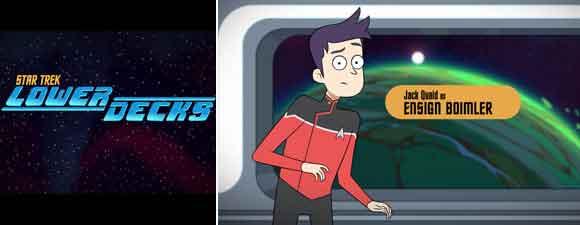 Mike McMahan: Star Trek: Lower Decks Season Two