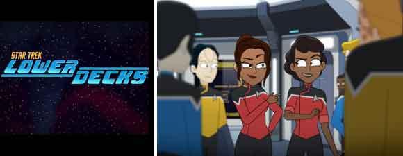 Star Trek: Lower Decks – More About Mariner