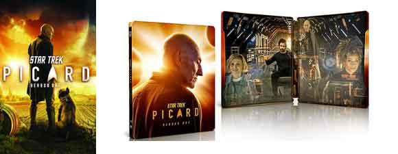 Star Trek: Picard Season One Blu-Ray Review