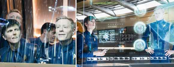 Star Trek: Discovery: Die Trying Promotional Photos