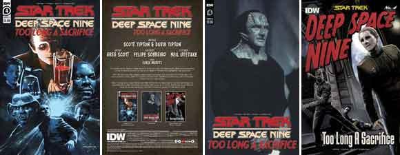 Star Trek: Deep Space Nine: Too Long A Sacrifice #4 Preview