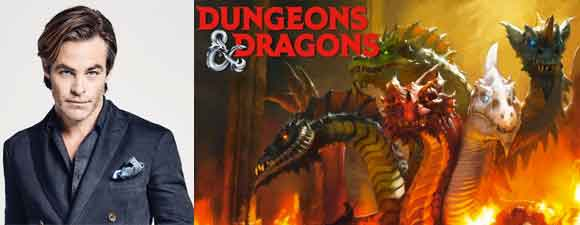 Pine In Talks For Dungeons And Dragons Movie