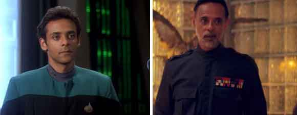 Siddig Would Like To Play Dr. Bashir Again