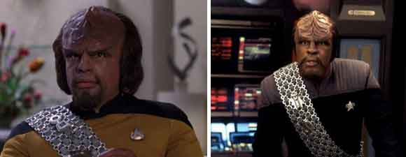 Dorn: Replacing Crosby And Joining Deep Space Nine