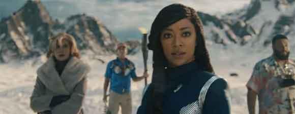 Burnham In New Paramount Plus Commercial