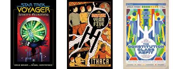 May 2021 Trek Comics From IDW Publishing