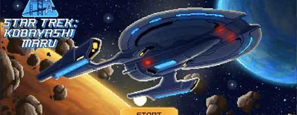 Star Trek Kobayashi Maru Web Game and Contest