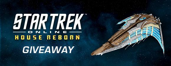 Star Trek Online House Reborn Codes Giveaway!
