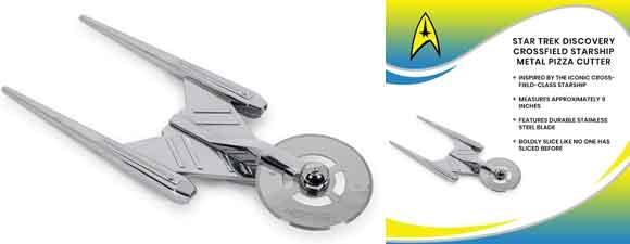 Star Trek: Discovery Pizza Cutter