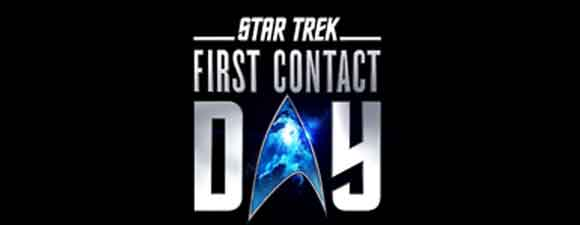 Celebrate Star Trek First Contact Day