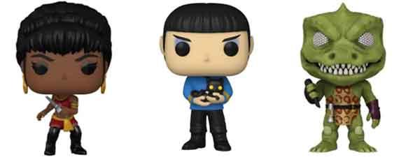 New Star Trek Funko Pops