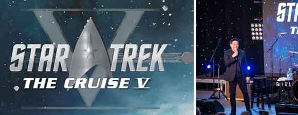 Star Trek: The Cruise Voyager Documentary Q&A