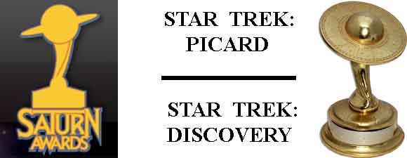 Trek Saturn Awards Nominations