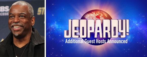 Burton To Guest Host Jeopardy!