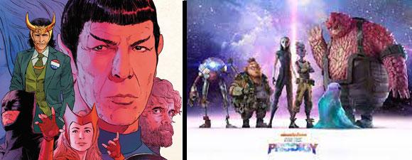 Star Trek: Prodigy And Merchandising