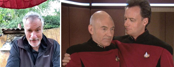Q To Annoy The Crap Out Of Picard