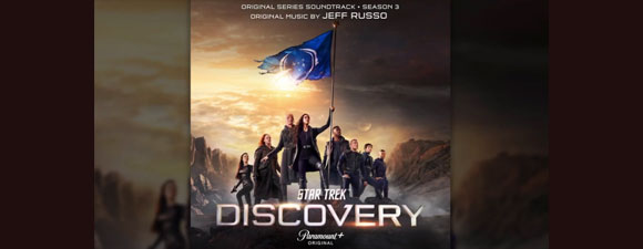 Star Trek: Discovery Season 3 – Original Series Soundtrack