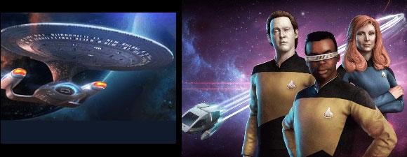 TNG Crew Joins Star Trek Fleet Command