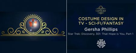 Star Trek: Discovery Wins CAFTCAD Awards