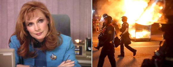 McFadden: Star Trek's Positive Values