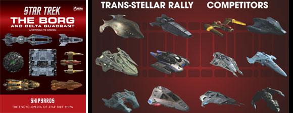 Star Trek: The Borg and Delta Quadrant: Akritirian To Krenim Book Review