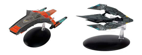 September Official Starships Collection Releases