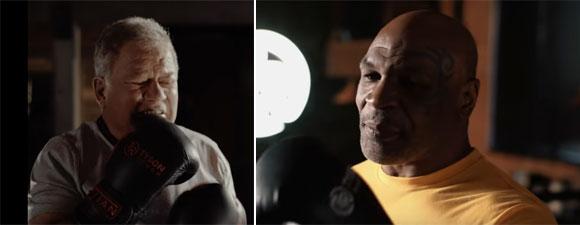 Shatner Vs. Tyson For Coppergel