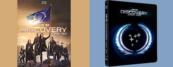 Star Trek: Discovery Season Three DVD Review
