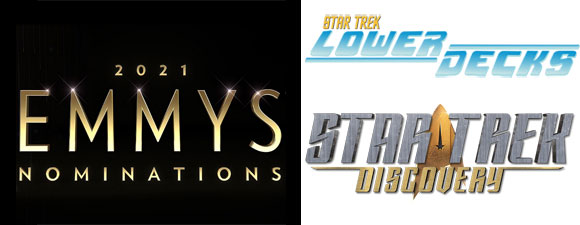 Star Trek Nominated For Five Emmys