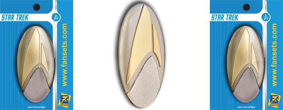 FanSets Discovery Season Three Delta Pin