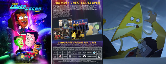 Star Trek: Lower Decks: Season One Review