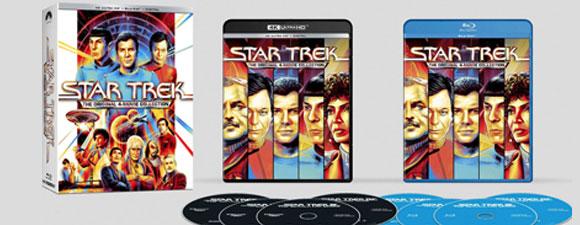 Star Trek: The Original 4-Movie Collection In 4K