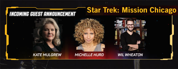 2022 Star Trek: Mission Chicago Adds New Guests