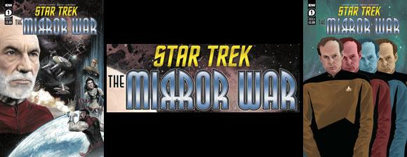 October IDW Publishing Trek Comic