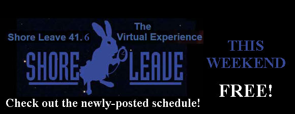 Virtual Shore Leave 41.6 IsThis Weekend
