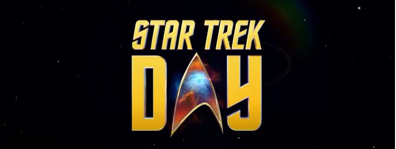 Star Trek Day Coming September 8