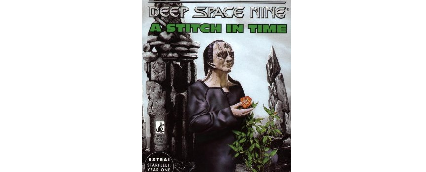 Several S&S Trek Books On Sale For $1 This Month