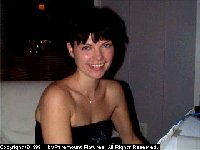 Nicole DeBoer at DS9 Wrap Party - Copyright the Continuum