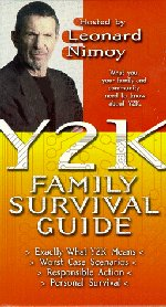 'Y2K Family Survival Guide - Cover Image Courtesy Amazon.com