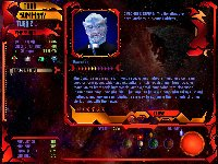 'Birth of the Federation' screenshot - copyright Microprose, courtesy GamesZone