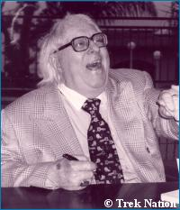 Ray Bradbury photo - copyright Trek Nation