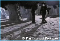 'Breaking The Ice' photo - courtesy StarTrek.com, copyright Paramount Pictures